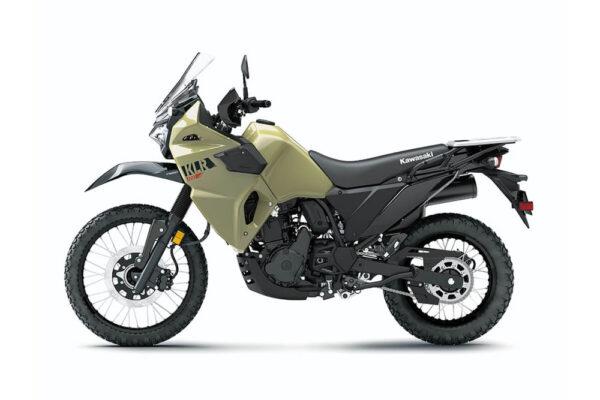 Kawasaki KLR650 2022 Verde