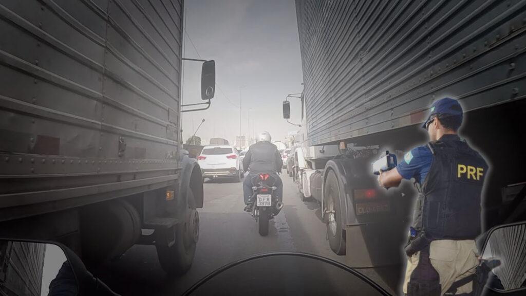 nova lei de transito para motos