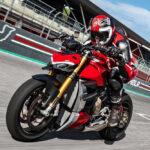 Nova Ducati Streetfighter V4 S é lançada no Brasil