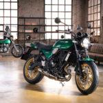 Nova Kawasaki Z 650RS cairia bem no Brasil?