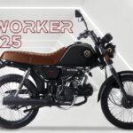 Shineray SH 125 Worker tem preço acessível e estilo retrô
