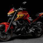 Nova Yamaha MT-03 Homem de Ferro é lançada